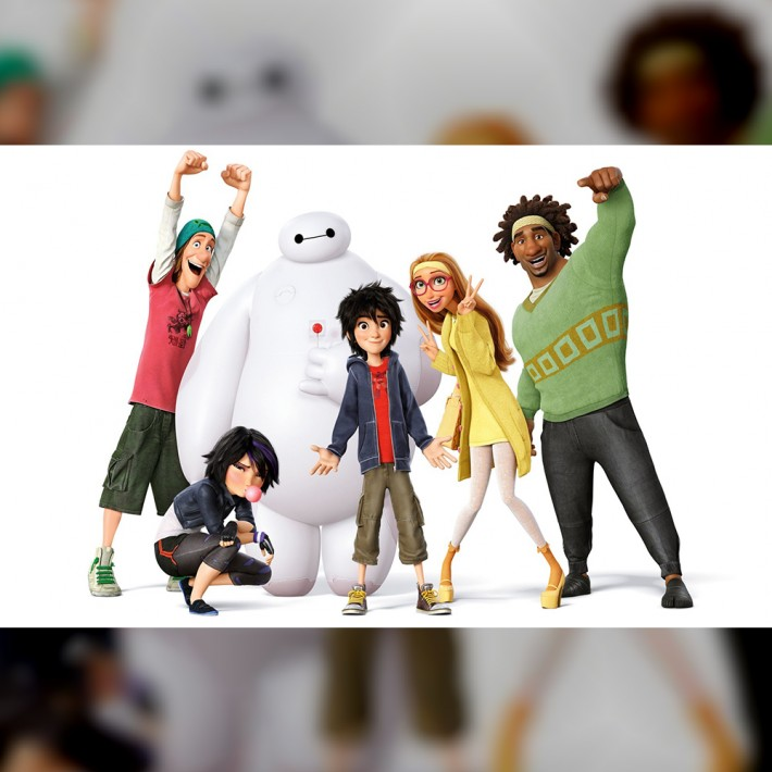 Big Hero 6 Immersed 1